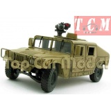 HMMWV HUMMER US ARMY OPERATION DESERT STORM GENERAL 1-24 Franklin Mint
