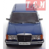 Mercedes-Benz 250T W123 Kombi 1978-82 Blue Metallic 1-18 KK-Scale