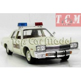 Dodge Monaco 1974 Illinois State Police Car Limited 1-18 Limited Edition. 2000pc -AUTOWORLD