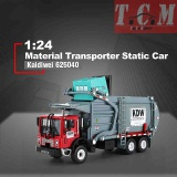 Transporter Garbage Trucks 1-24 KDW Model