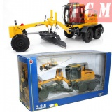 Grader Construction Vehicles Truck 1-35 KAIDIWEI