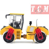 Double Steel Wheel Vibratory Roller Car KDW 1- 35
