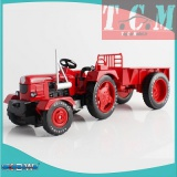 Tractor and trailer 1-18 KDW