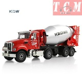 Cement Mixer Truck vehicle 1-50 KDW
