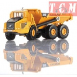Mini Dump Trucks Construction 1-87 KDW
