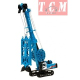 ROTARY DRILLING RIG Model truck 1-64 KDW