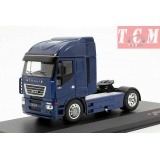 IVECO Stralis 480 2012 Truck Cab in Blue 1-43 IXO