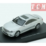Mercedes CL63 AMG Silver 1-43 Autoart