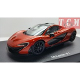 MCLAREN P1 METALLIC ORANGE 1-43 AUTOART