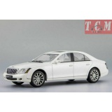 Maybach 57 S 2005 white 1-43 AUTOart