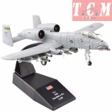 Thunderbolt II Attack Aircraft A-10 Warthog Airplane 1-100 Aircraft Model