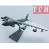 Military B-52 Stratofortress Strategic Bomber 1-200 Air Craft Model