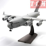 Military Transport Aircraft Canada USAF C-17 Tactical Airplane 1-200 Scale BY Air Craft