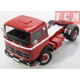 MERCEDES BENZ - LPS 1632 TRACTOR TRUCK 1969 1-18 SCALE ROAD-KINGS