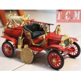 Ford Model T Fire Truck 1914, 1-18, Red byYatming