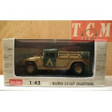 Hummer H1 Pick-up US DESERT STORM 1-43 Victoria