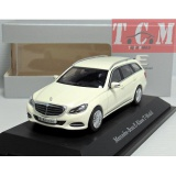 Mercedes Benz E-Class T-Model (s212) Diamond White Met. 1-43 Kyosho