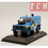Land Rover Defender Sussex British Police car 1-43 by Atlas