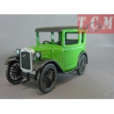 Austin Seven -Green 1-43 Scale Models by C.I.L