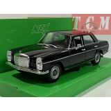Mercedes Benz 220 1973 Black - 1-24 by Welly 24091