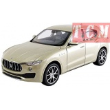 Maserati Levante 2016 Maßstab Gold 1-24, Welly