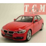 BMW 335i saloon, 2012 in red 1-24 scale diecat model from Welly