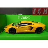 Lamborghini Aventador LP700-4 Yellow 1-24 Scale by welly