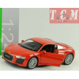 Audi R8 V10 2016 in Red 1-24 Scale by Welly