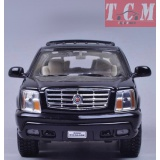 CADILAC ESCALADE EXT PIC UP BLACK 1-24 WELLY