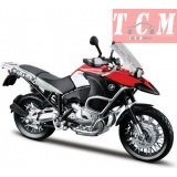 BMW R1200GS Assemble DIY Motorcycle Bike Mode in 1-12 Scale by Maisto
