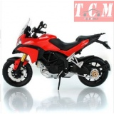 DUCATI MULTISTRADA 1200S RED IN 1-12 SCALE BY MAISTO
