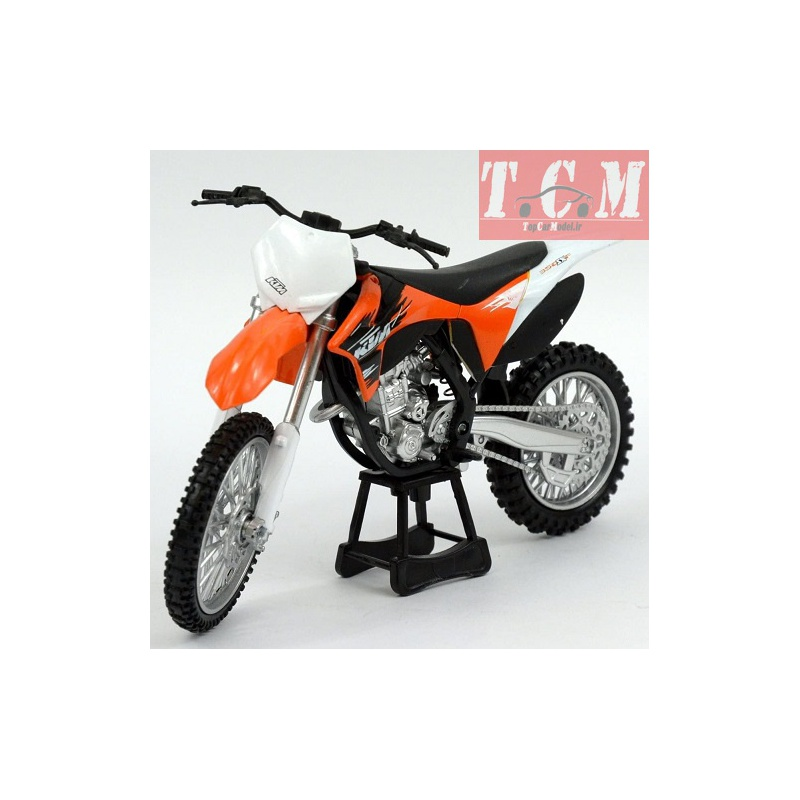 KTM 350 SX-F - MOTO Cross Orang in1-12 by New Ray