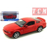 FORD MUSTANG GT 2006 IN 1-24 SCALE BY MAISTO SPECIAL EDITION