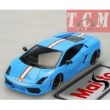 Lamborghini Gallardo Lp 560-4 Blue 1-24 by Maisto