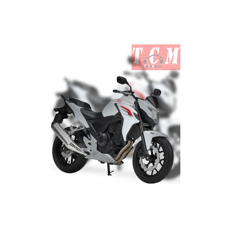 Honda CB 500 F 2015 in 1-10 Scale Diecast by Welly