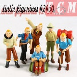فیگوذ تن تن tintin figurines