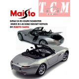 ماکت ماشین بی ام او BMW Z4 M COUPE ROADSTER SILVER IN 1-18 SCALE DIECAST REPLICA BY MAISTO