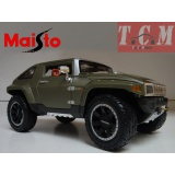 ماکت ماشین هامر HUMMER HX 2008 CONCEPT IN 1-18 SCALE DIECAST MODEL CAR BY MAISTO