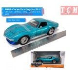 Jada 1969 CORVETTE STINGRAY ZL-1