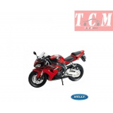 ماکت موتورسیکلت- Honda CBR 1000 RR RED IN 1-18 SCALE BY WELLY